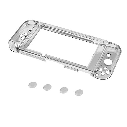Ultra Thin Transparent Clear Shockproof Protective Hard Case for Nintendo S Tablet Hard Case
