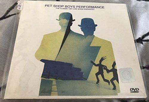 "Pet Shop Boys - Pet Shop Boys €žâ€"" Performance The Classic 1991 Live Show Enhanced - Zortam Music"