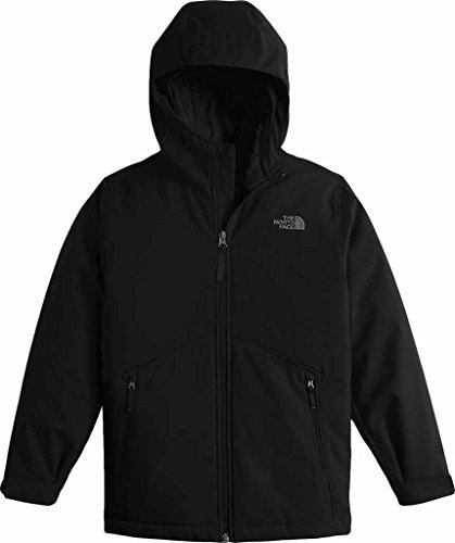 The North Face Boy's Apex Elevation Jacket - TNF Black - S (Past (North Face Mountain Light Jacket)