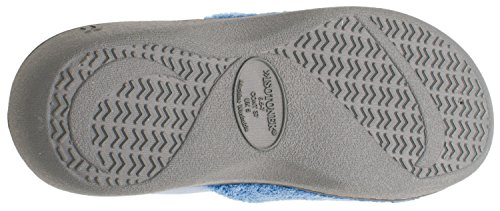 Women's Clog Cuff Satin ISOTONER Micro Terry Denim Pillowstep OzYpdq