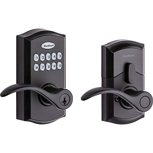 security door handle lock - 5