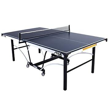 Ssn 1375127 Stiga STS185 - Mesa de ping pong: Amazon.es: Deportes ...