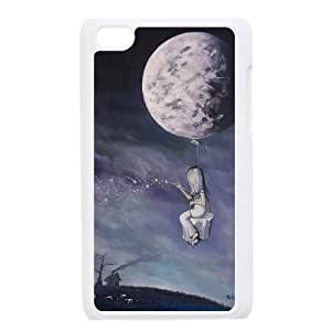 Personalized New Print Case for Ipod Touch 4, Painting The Universe Phone Case - HL-R677633