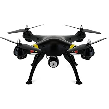 Syma X8C Venture with 2MP Wide Angle Camera 2.4G 4CH RC Quadcopter - Black