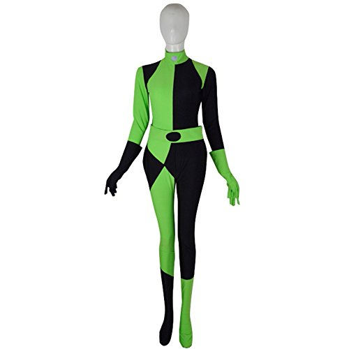 Shego-Of-Disneys-Kim-Possible-Female-Cosplay-Costume