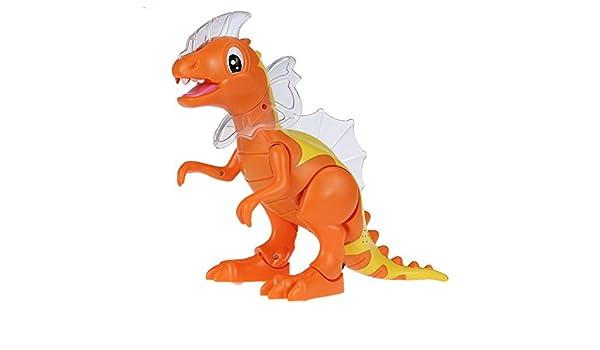 Goolsky Dinosaurio Caminando Cartoon Mono Dinosaurio Electrónico ...