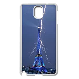 Chaap And High Quality Phone Case For Samsung Galaxy NOTE4 Case Cover -Eiffel Tower in Paris-LiShuangD Store Case 8
