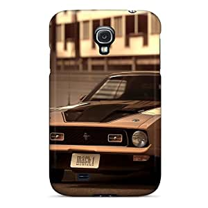 OliviaDay Case Cover Protector Specially Made For Galaxy S4 Ford Mach 1