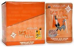 Weruva Cats in the Kitchen Pouch-Pumpkin Jack Splash 16-Pack (3 oz pouches)