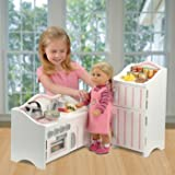 Today's Girl classic kitchen for 18 inch doll