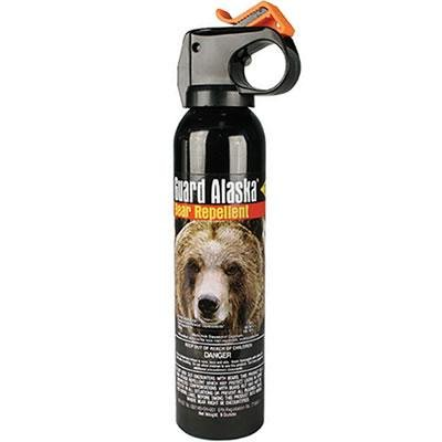Guard Alaska Bear Spray by