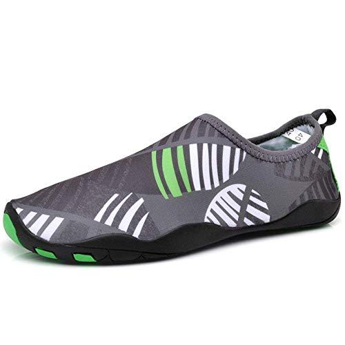Schage Water Trous Rapide Yoga Shoes Pieds Hhgold Chaussettes Hommes Avec Swim Sport couleur Chaussures Et 44eu 14 D'eau Femmes De Nus 8 Plage Taille 87qdqz