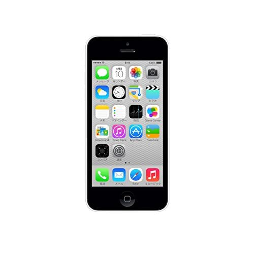 iPhone 5c docomo