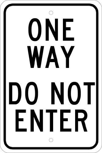 NMC TM73J Traffic Sign,