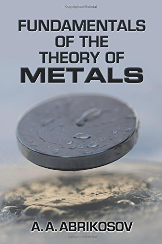Metals Dover - Fundamentals of the Theory of Metals