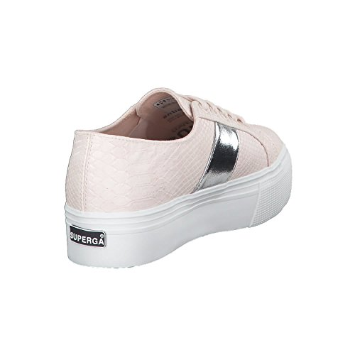 Superga Ladies 2790-pusnakew Sneaker Bassa Lt Rosa