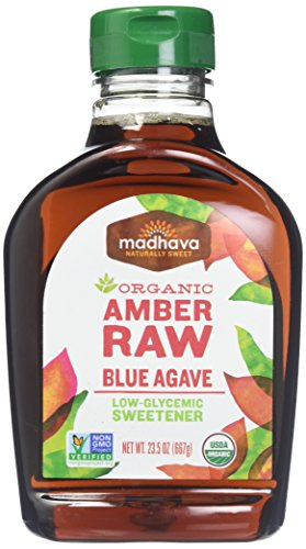 e Nectar - Amber - 23.5 oz (Madhava Agave Nectar)