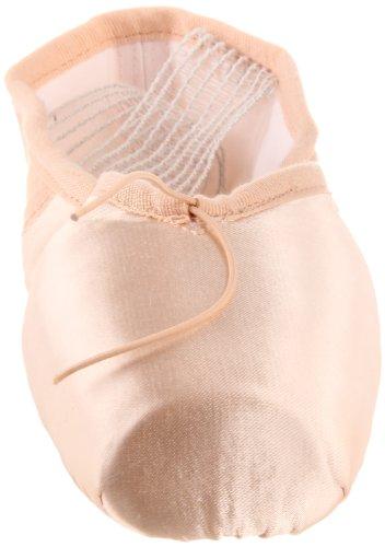 Sansha Kvinners Lyrica Pointe Ballettsko Fersken / Rosa / Satin