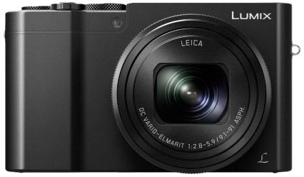 19 opinioni per Panasonic Lumix DMC-TZ100EGK Fotocamera, Sensore 1'' 10X Zoom Post Focus, 4K