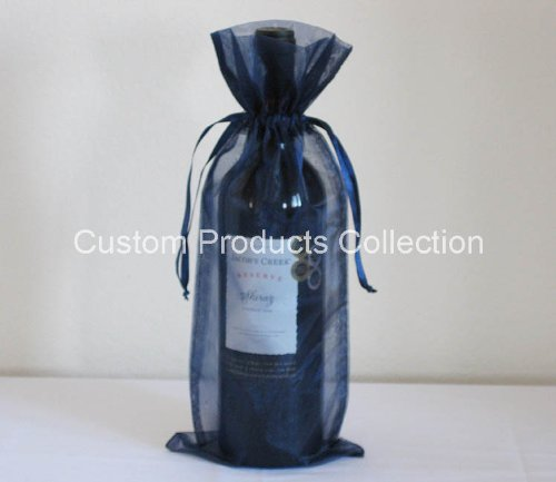 Blue Bag Wine Bottle - 2