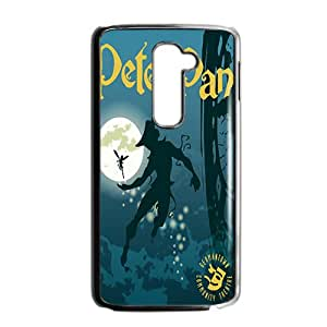 Peter pan Case Cover For LG G2 Case