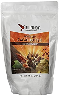 Bulletproof Cacao Butter 16 oz from Bulletproof
