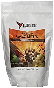Bulletproof Cacao Butter 16 oz