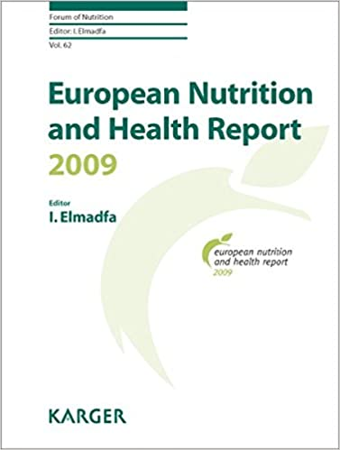 European Nutrition and Health Report 2009 (Forum of
