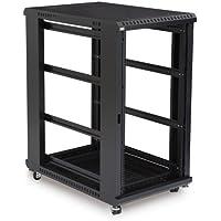 22U LINIER Server Cabinet - No Doors/No Side Panels - 36 Depth