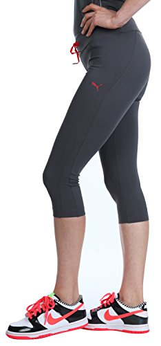 Puma Damen Sport 3/4 Pants Gamaschen BNWT USP Aktive Virgin Active PUMA02