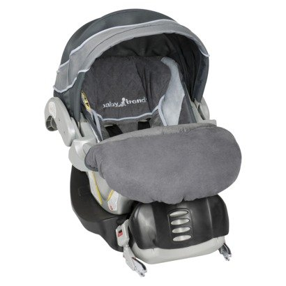 Baby Trend Flex Loc Infant Car Seat Grey Mist