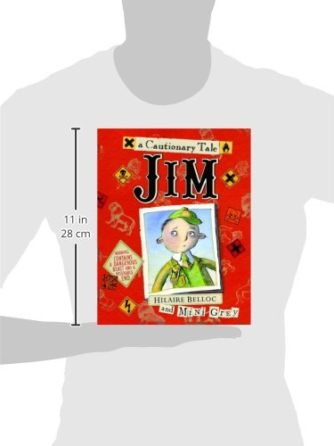 Jim, Who Ran Away from His Nurse, and Was Eaten by a Lion: Mini ...