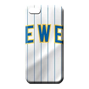 iphone 6 Appearance Protective Snap On Hard Cases Covers mobile phone case milwaukee brewers mlb baseball