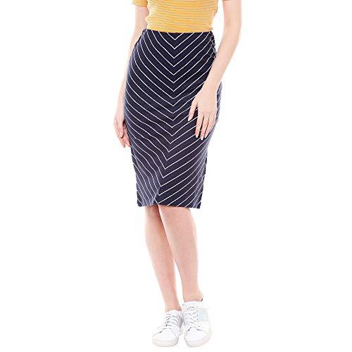 VERO MODA Cotton a-line Skirt