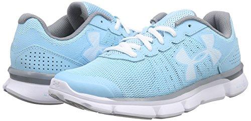 Chaussures sky Speed Swift W Femme Blue Ua Micro De G Armour Bleu Under Course x70XYY