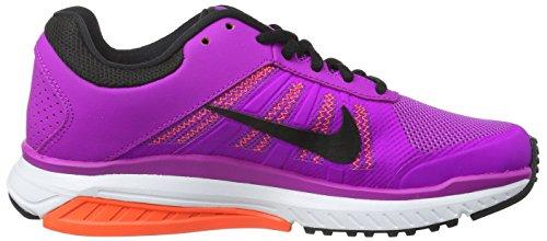 Nike Womens Dart 12 Scarpa Da Corsa Iper Viola / Totale Cremisi / Bianco / Nero