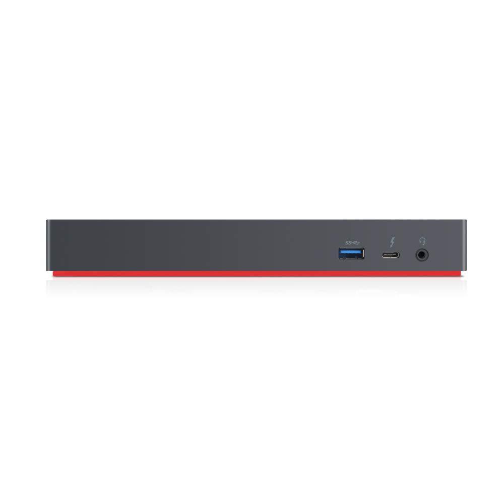 Lenovo ThinkPad Thunderbolt 3 Dock Gen 2 135W (40AN0135US) Dual UHD 4K Display Capability, 2 HDMI, 2 DP, USB-C, USB 3.1 by Lenovo USA (Image #5)