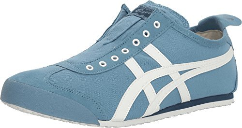 Onitsuka Tiger by Asics Unisex Mexico 66 Slip-On Blue Hea...