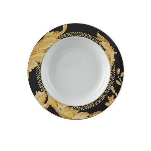 (Versace by Rosenthal Vanity Soup Plate)