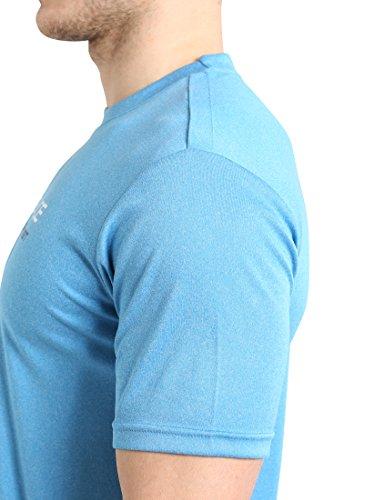 Mykonos Homme Quay Bleu Fonctionnel Endurance Ultrasport Pour shirt T xqnP0O