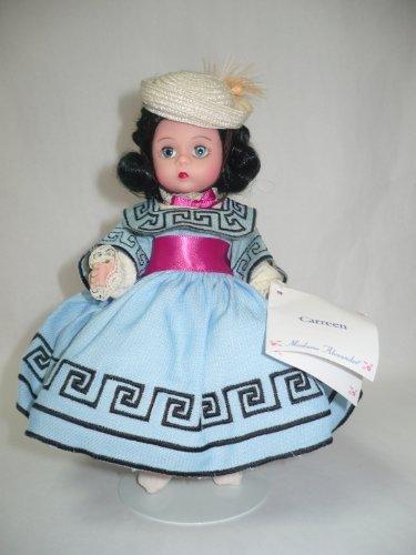 Wind Alexander Doll (Carmen O'hara)