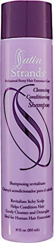 Satin Strands Hair Extension Cleansing Conditioning Shampoo