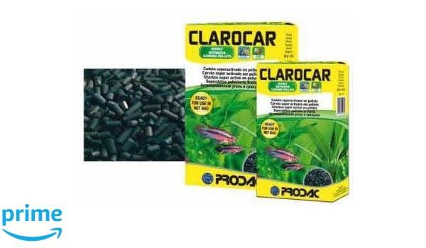 Carbón vegetal activo en pellets: Amazon.es: Productos para mascotas