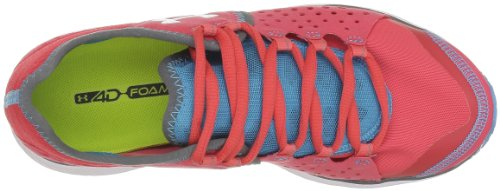 Under Armour UA W MICRO G MANTIS-CHC/RIV/DCT Running Shoes Womens Rot (Hib 649) YI5BPnThP