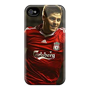 GWk1316hVCQ Snap On Case Cover Skin For Iphone 4/4s(the Best Halfback Of Liverpool Steven)