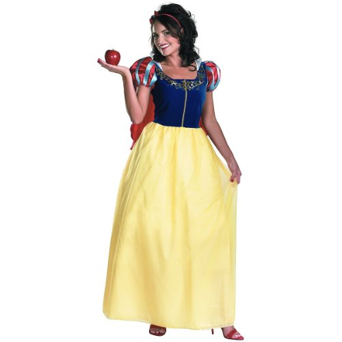 Snow White Deluxe Adult Costume - X-Large ()