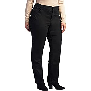 LEE Women's Plus Size Easy Fit Frenchie Skinny Jean