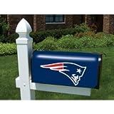 NFL Patriots Mailbox Cover