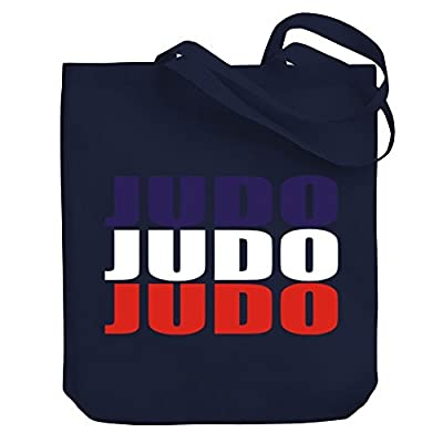 bfa9b4bc3d94 80%OFF Teeburon TRIPLE Judo Canvas Tote Bag - mojixnetwork.com