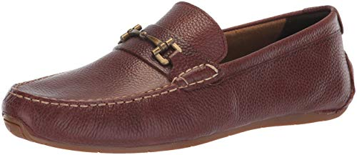 Chocolate Haan Cole (Cole Haan Men's Somerset Link BIT II Loafer, Bitter Chocolate, 9.5 M US)